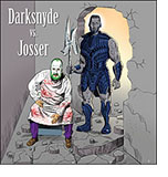 Spoof of the film Zack Snyder's Justice League entitled Darksnyde vs. Josser with the two directors of the film, Joss Whedon and Zack Snyder, appear as villains the Joker and Darkseid.